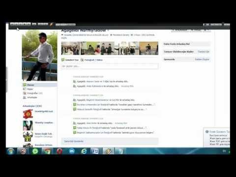 Facebook Arkadas Kasma Yontemi 2012 New