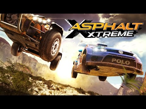 Asphalt Xtreme - Pre-Register NOW on Google Play!