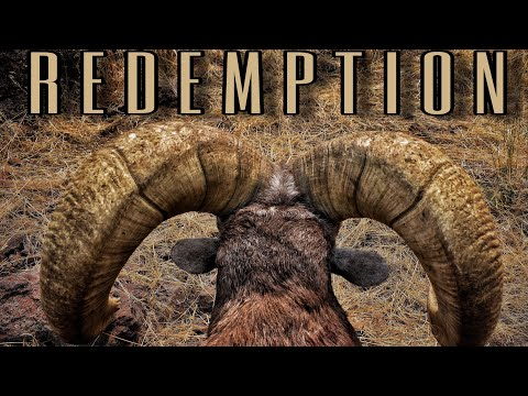 REDEMPTION- ONCE IN A LIFETIME BIGHORN SHEEP HUNT