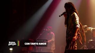 DVD Zona Ganjah en vivo HD - Con tanto amor (12/32)