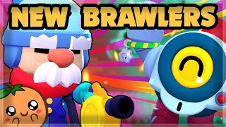 Brawl Talk - New Chromatic Brawler Gale, Skins, Season Pass, Pins, Hot Zone, Revamped Ticketed Event
