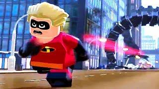LEGO THE INCREDIBLES 2 + 1 Trailer (2018)