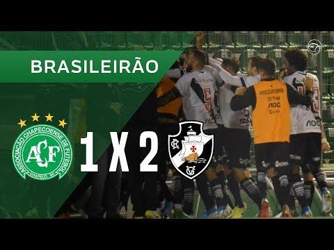CHAPECOENSE 1 X 2 VASCO - GOLS - 14/09 - BRASILEIRÃO 2019
