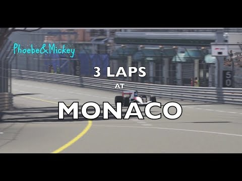 F1 2019 | 3 Laps at Monaco | 1991 McLaren MP4/6 | 1.22.916 |Phoebe&Mickey Gaming |