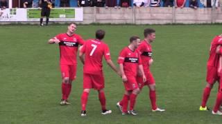 Goals: Ramsbottom United v Darlington