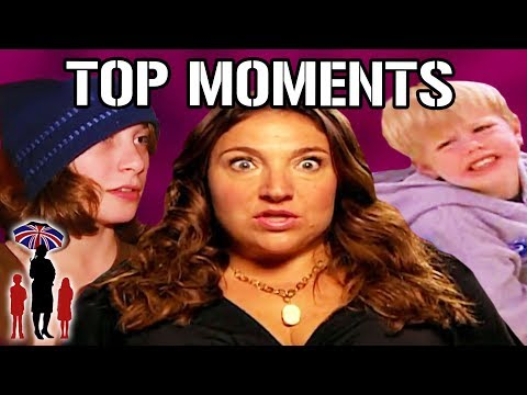 Top 5 MEMORABLE Moments | Compilation | Supernanny