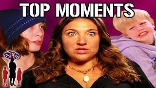 Top 5 MEMORABLE Moments | Compilation | Supernanny