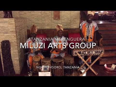 "Miluzi Arts Group ""Tanzania Merenguera"" Live!"