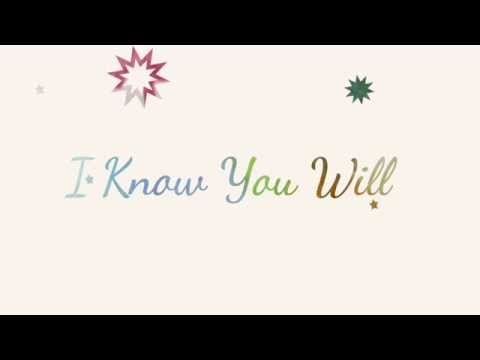 JJ Heller - I Know You Will (Official Lyric Video)