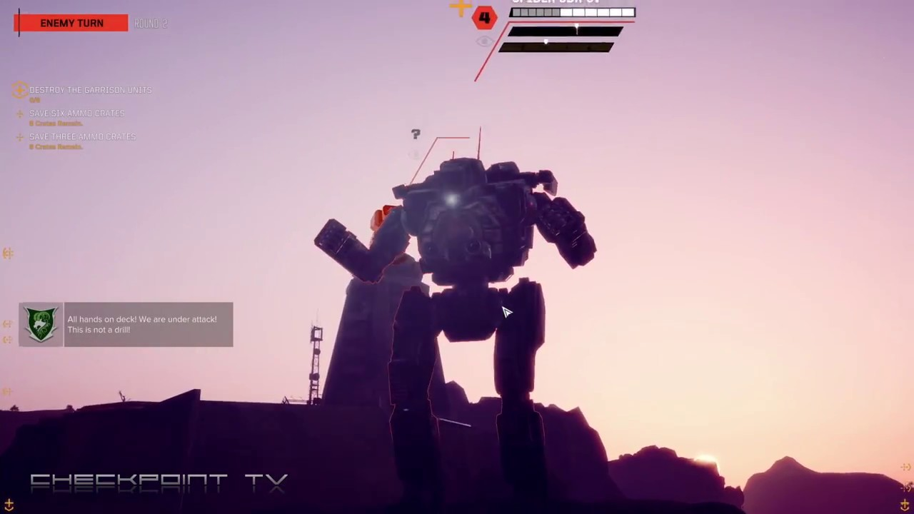 Battletech #014 Priority Mission Liberate Smithon 60 FPS