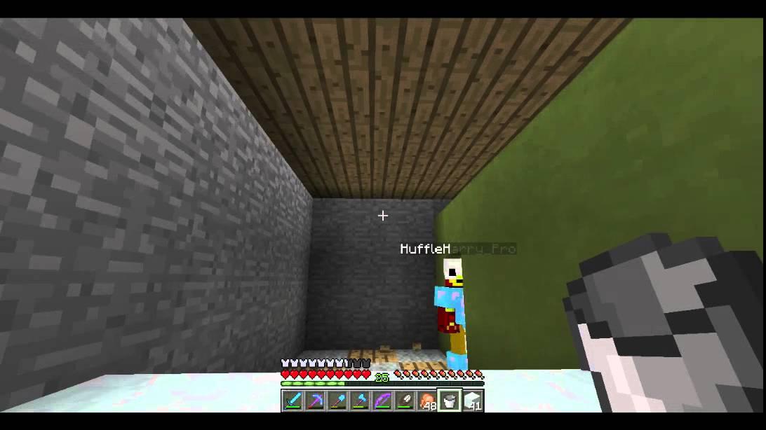 Huffle Drops By Squidward U0026 39 S House  Minecraft Parody