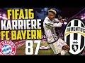 CHAMPIONS LEAGUE VIERTELFINALE !! | Lets Play FIFA 16 Karrieremodus (Fc Bayern München) #87