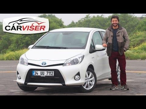 Toyota Yaris Hybrid Test Sürüşü