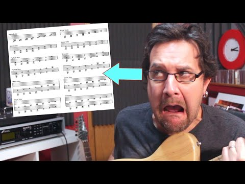 Should Guitar Players Learn Intervals?