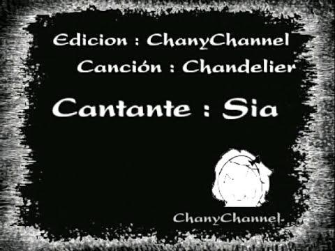 Chandelier - Sia (Traducido Al Español) - YouTube