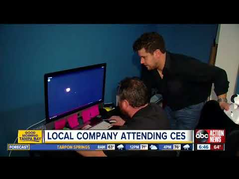 SBVR Interview with ABC Action News Tampa Bay Jan 9 2018