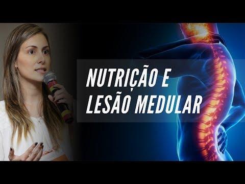 Nutrição e lesão medular