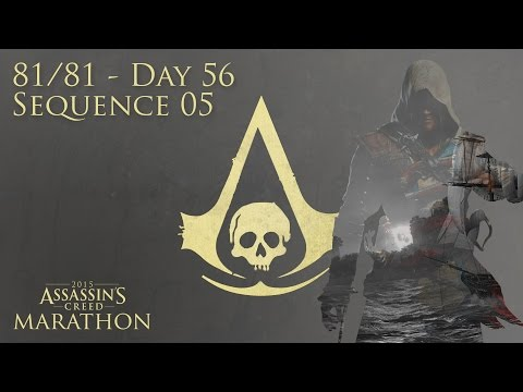 [81/81 Day 56] Assassin's Creed IV: Black Flag - Sequence 05 - 'Death of a Salesman'