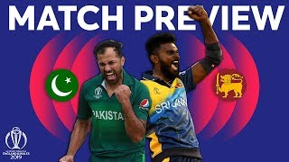 Match Preview - Pakistan vs Sri Lanka | ICC Cricket World Cup 2019