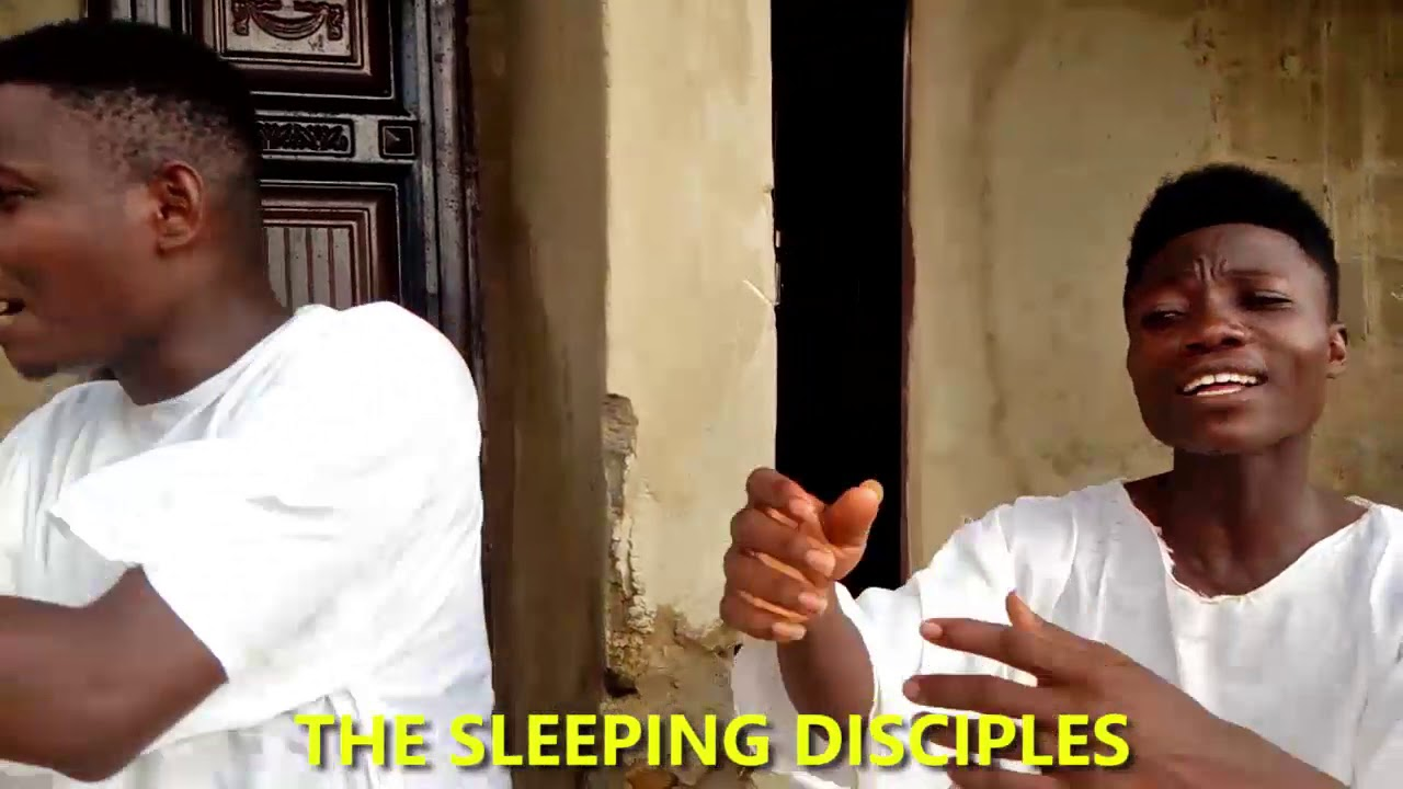 Download THE SLEEPING DISCIPLES - ITK CONCEPTS