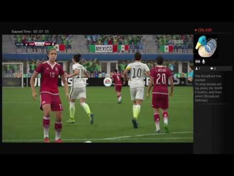 FIFA Women's World Cup on Legendary part 2