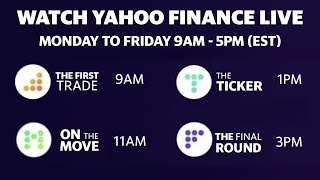 LIVE market coverage: Friday May 29 Yahoo Finance