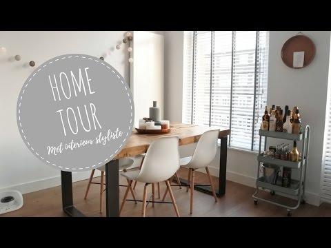 HUIS TOUR | INRICHTEN MET EEN INTERIEUR STYLISTE