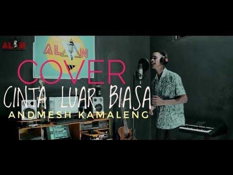 Cinta Luar Biasa - Andmesh Kamaleng (Cover By Try Nandes Illu)