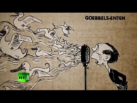 Goebbels, The Master of Lies (Trailer) WWII Nazi Propaganda Minister