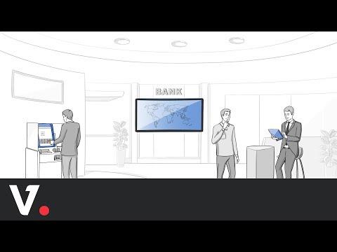 Erklärvideo für Swiss Post Solution: Intelligent Automation and Digital Banking | videodesign