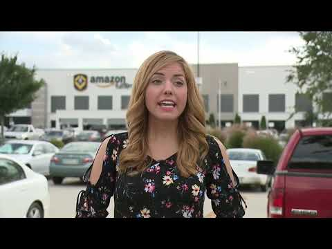 'We Really Needed It'   Amazon Employee In Chattanooga Happy To Get Pay Raise