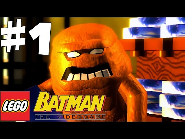 LEGO: Batman The Video Game - Clayface