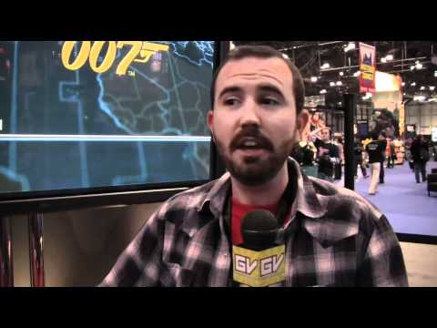 GoldenEye 007 Interview - James Lodato