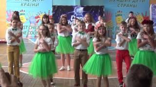 Dance show 116 5-В класс Танец
