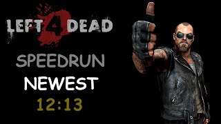 Left 4 Dead Solo Speedrun 12 Minutes Dead Air World Record