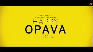 Pharrell Williams - Happy  (We are from OPAVA Czech republic)