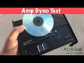 JL Audio XD600/1 v2 Amp Dyno Test
