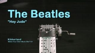 "Kikkerland Music Box: The Beatles - ""hey Jude"""