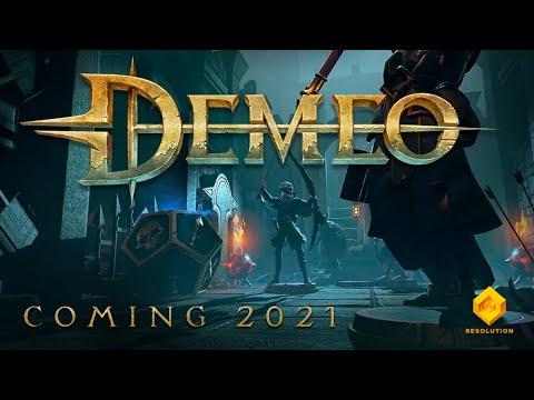 Demeo Announcement Trailer | Oculus Quest + Rift Platforms