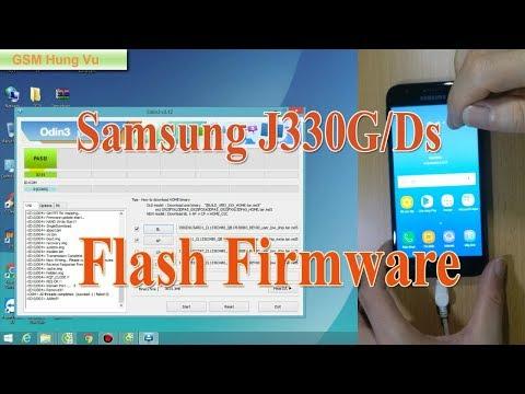 Samsung Galaxy J3 Pro Firmware Videos - Waoweo