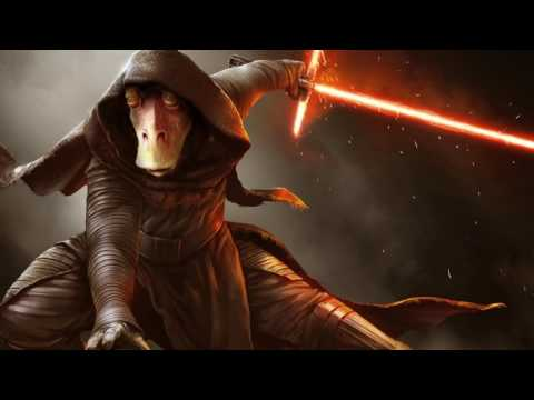 Soundtrack Star Wars Theme Song Darth Jar Jar - Musique film Star Wars