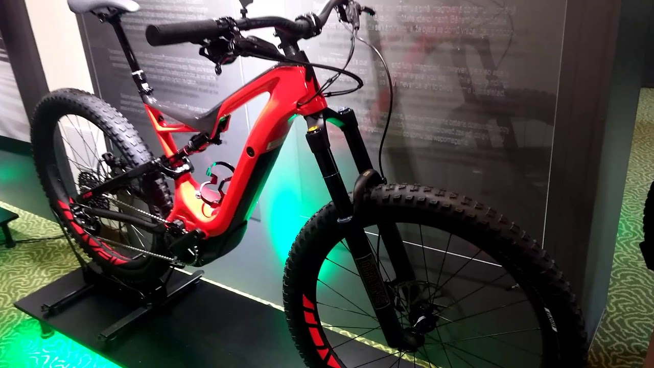 Specialized Levo Expert Carbon 6fattie 2018 Youtube