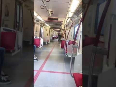 Racist Toronto subway TTC girl cell phone robbery caught on video