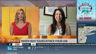 When Heat Issues Attack Your Car with Lauren Fix, The Car Coach®