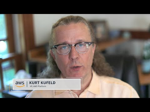 Kurt Kufeld, VP of AWS Platforms, Announces Amazon Fraud Detector is Generally Available