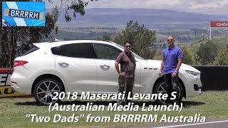 """2018 Maserati Levante S (Review) 