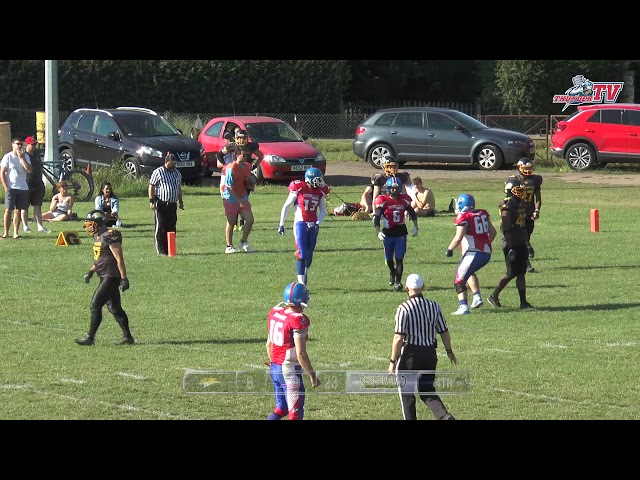 2019 - Sussex Thunder @ Herfordshire Cheetahs - Highlights