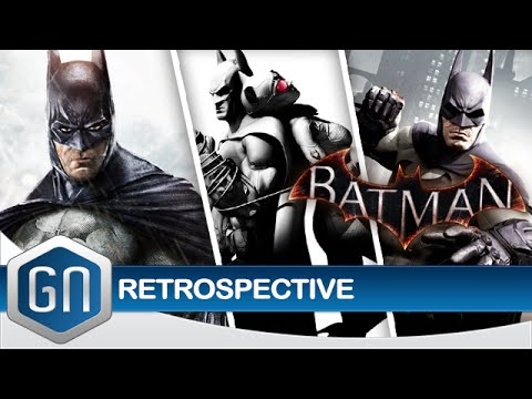 Retrospective: Batman Arkham-franchise