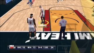 NBA 2K12 PSP Gameplay HD