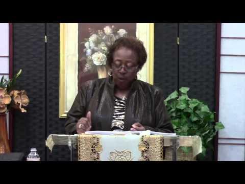 3rd Hour, Discipling, Instructor - Pastor Ollie Brown